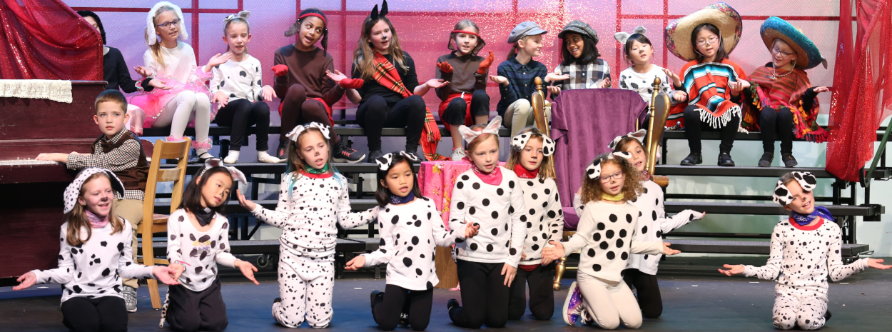101 Dalmatians Kids (October 2019)